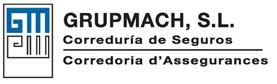 GRUPMACH Logo